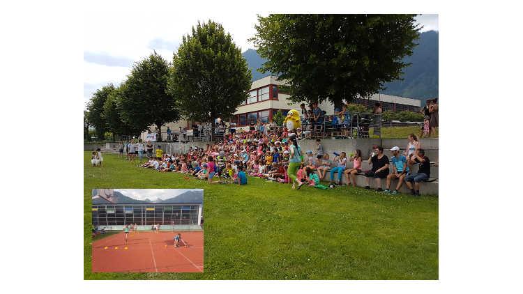 Spielefest Volksschule Nenzing 2017